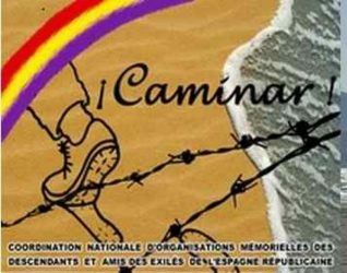 Agenda de la coordination «¡CAMINAR!»